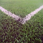 Artificial Turf Replacement in Pen-twyn 10
