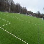 Artificial Turf Replacement in Heol-laethog 1