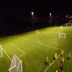 3G Astroturf Surfaces in Achtalean 5