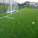 Artificial Turf Replacement in Pen-twyn 4