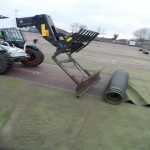 Upgrading Sports Pitch Sub Base in Holmrook 1
