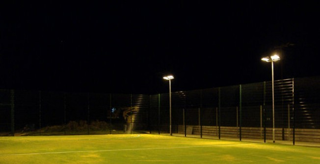 2G Synthetic Turf in East Ayrshire