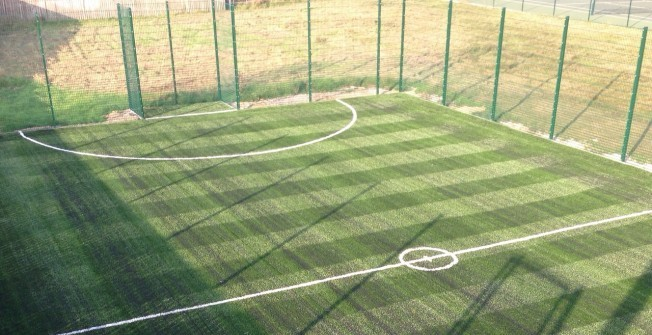 3G Sport Surfaces in Aber-banc