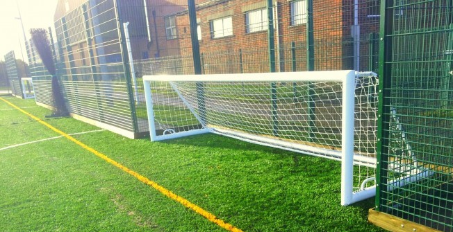 Synthetic Surface Equipment in St George's Well