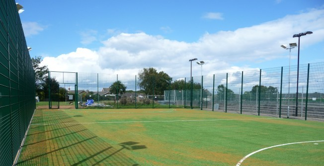 2G Sport Surfaces in East Lothian